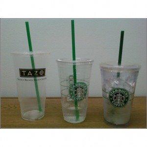 Double Grande, Venti, Grande cups