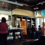 Inside Southlake, TX Starbucks (TownSquare Store)