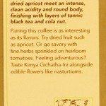 Kenya Gichathan-Ini Coffee Card