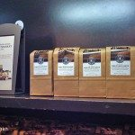 Pike Place Blend on the shelves at 1912 Pike Place