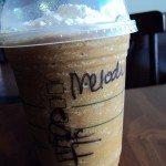 Soy Espresso Frappuccino