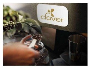 Clover Coffee Brewer image