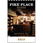 Pike Place Blend Coffee Stamp