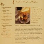 Pg 58 Hazelnut Raspberry Muffins