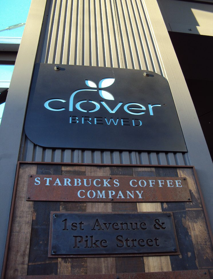 clover machine locations