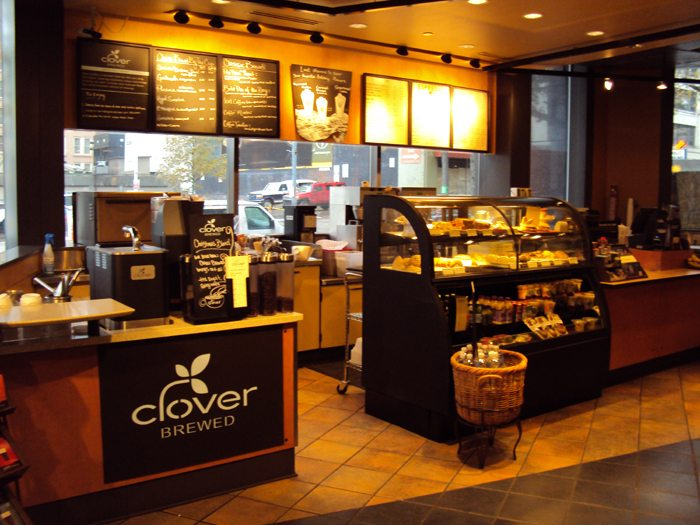 Featured Starbucks: Columbia Center, Store #101