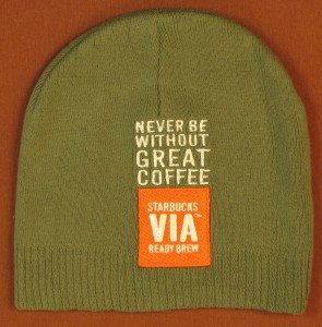 Via Ready Brew knit cap
