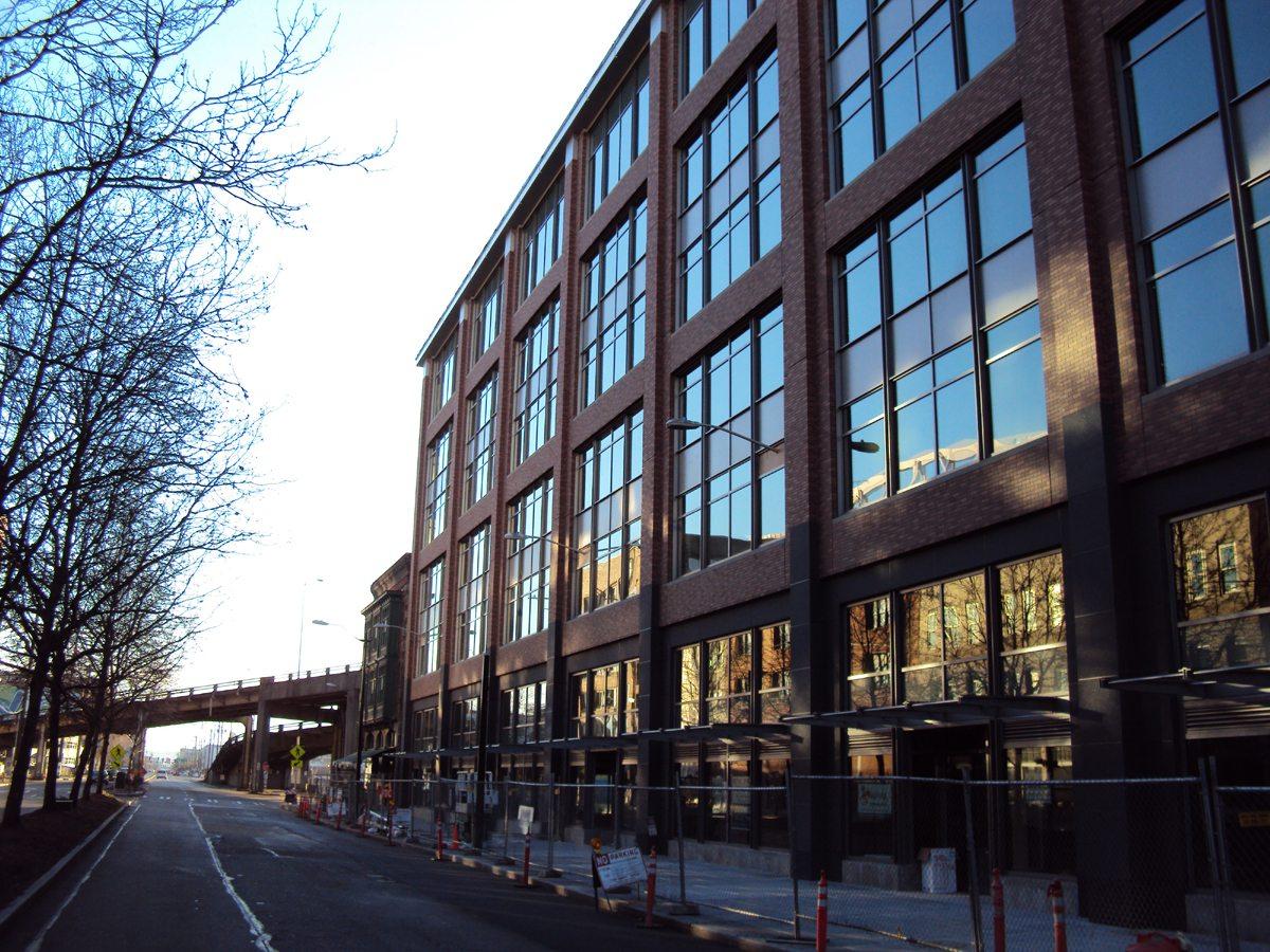 starbucks beautiful office building