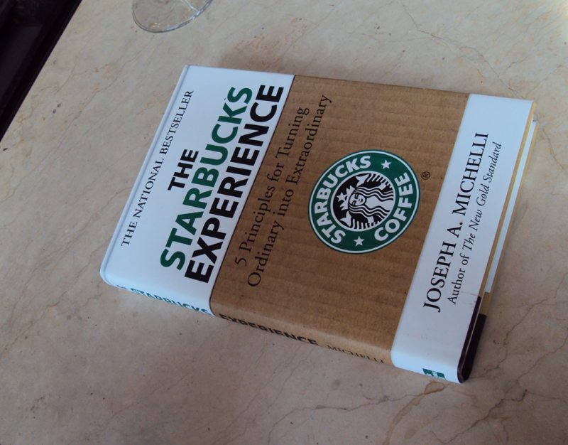 book review for starbucks experience The starbucks experience summary and analysis sites with a book review or quick commentary on the starbucks experience by joseph a michelli 1 45 votes.