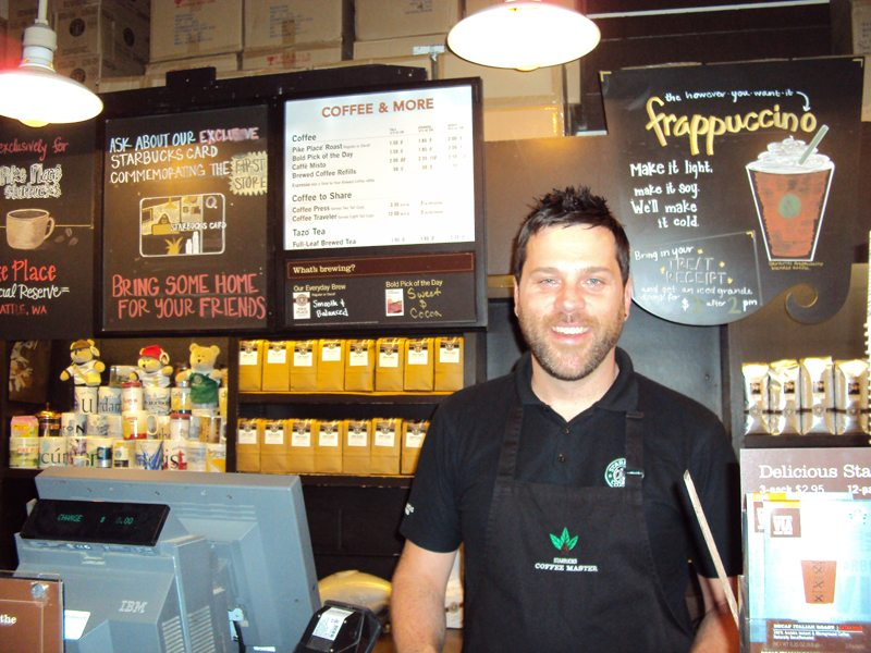 The First Starbucks - 1912 Pike Place - StarbucksMelody ...