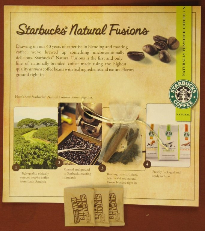Starbucks Sends Melody A Housewarming Gift Flavored