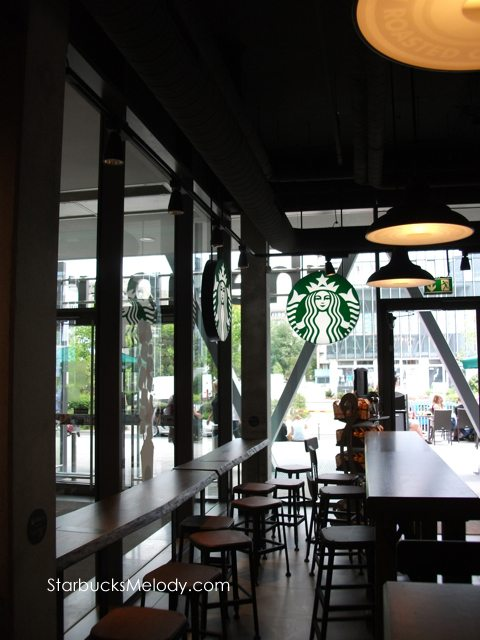 starbucks new store opening in neuss germany a light. Black Bedroom Furniture Sets. Home Design Ideas