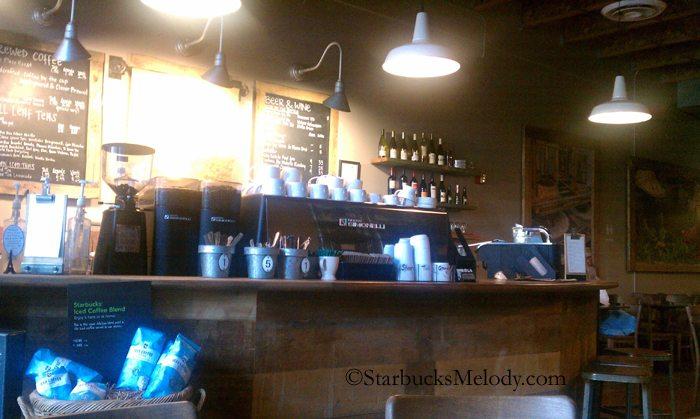 Starbucks Coffee Machines