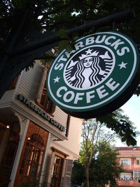 Starbucks in Istanbul - StarbucksMelody com