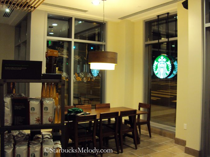A Brand New Starbucks In Downtown Seattle Opens Today