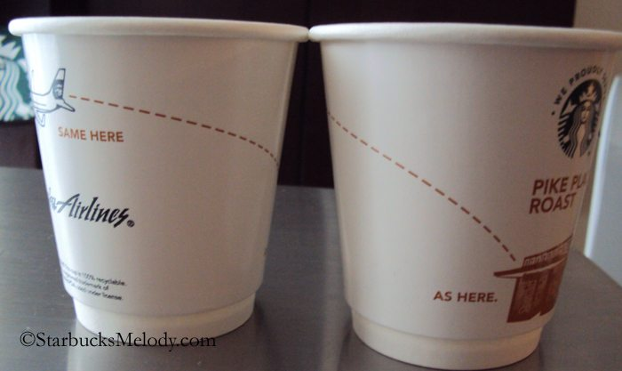 Alaska Airlines Now Proudly Serves Starbucks Coffee