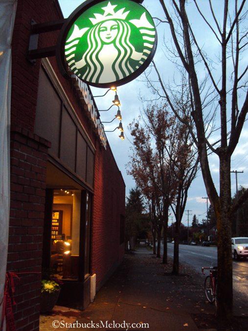 25 30 Seattle: Featured Clover Starbucks: West Seattle