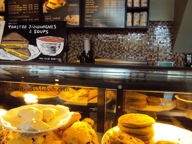 The Warm Lunch Test At Starbucks Soups And Warm Sandwiches