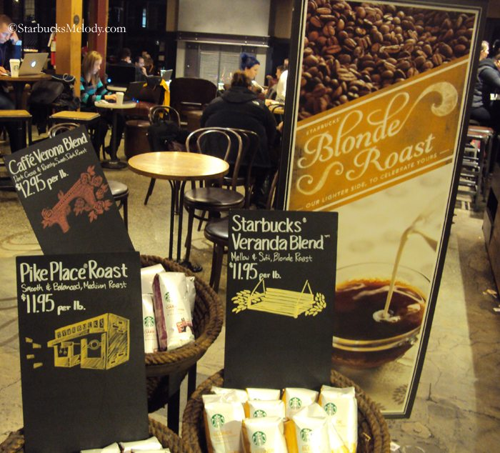What's New At Starbucks: January 2013
