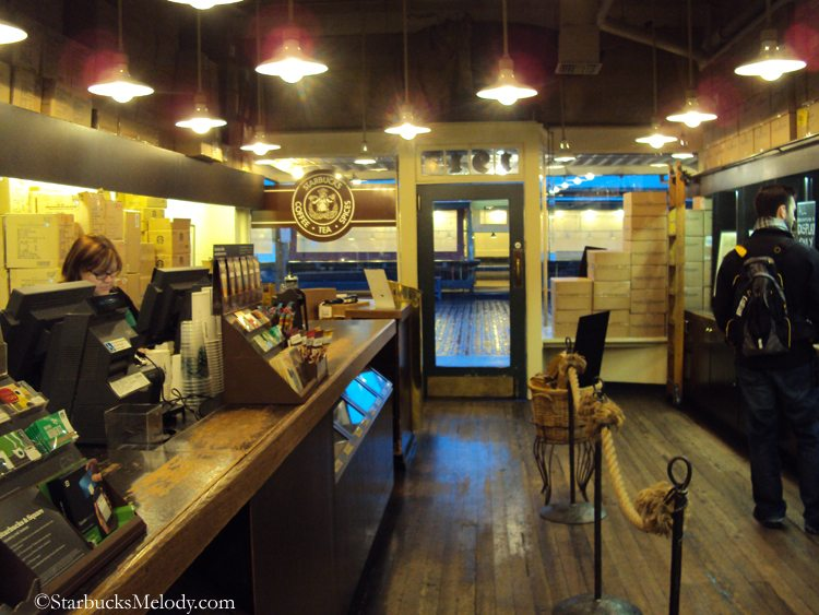 1912 Pike Place Starbucks Where It All Began