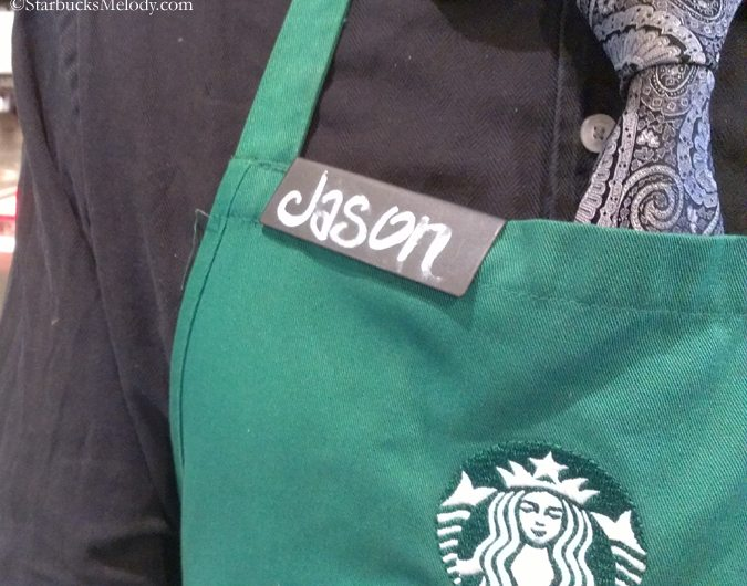 Name Tags For Starbucks Baristas Are Right Around The Corner