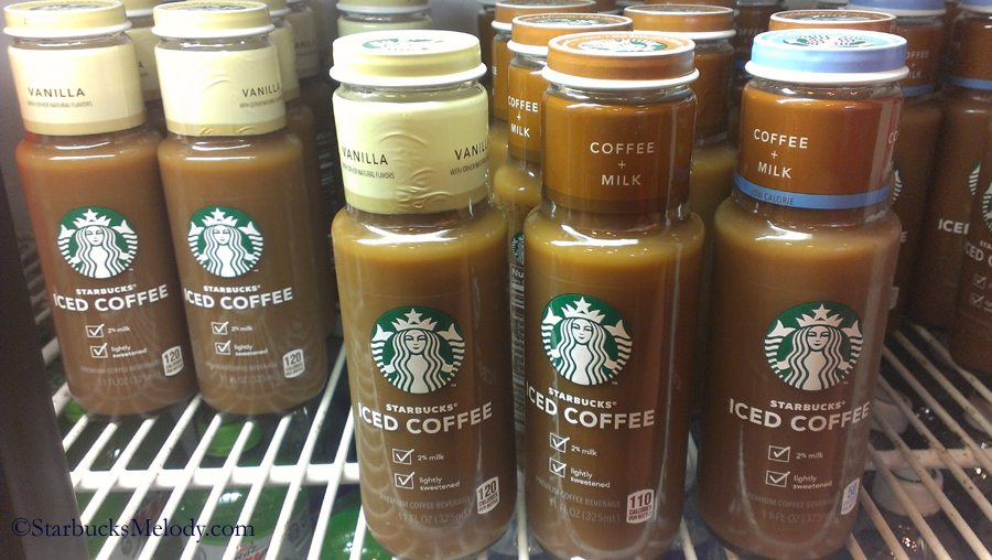 Starbucks Iced Coffee new: starbucks bottled iced coffee: now at your grocery store