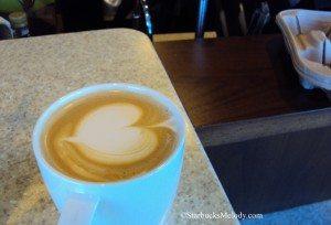 10302 6620 Latte - 40th Floor starbucks 8 March 2013