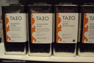 6532 Assorted herbal teas Tazo tea store 1 March 2013