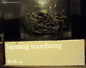 6563 Tazo tea Lapsong black tea