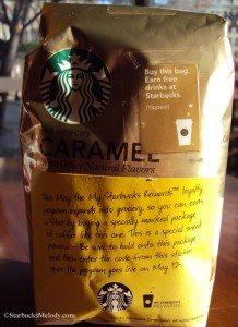 6734 - Starbucks grocery store coffee - My Starbucks Rewards