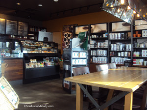 6775 Cordata Starbucks Bellingham 26March2013 facing pastry case