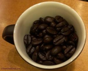 IMAG4403 Starbucks India Espresso Roast beans 29March2013