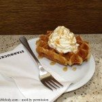 photo-3 Waffles in Poland Starbucks
