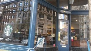 IMAG4703 2nd and Cherry new Starbucks opens tomorrow - Historic Roderick Bldg