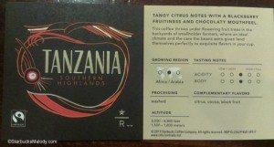 IMAG4785 Tanzania Coffee Cards 15 April 2013