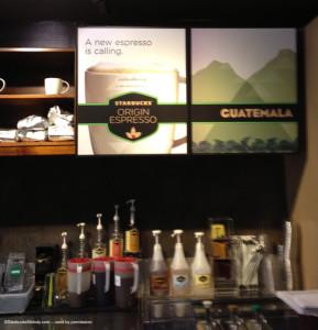 image-7 April 2013 Starbucks UK Single Origin Espresso launch Guatemala Antigua