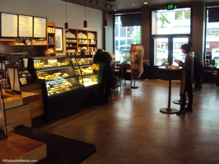 improving pastry sales at starbucks store