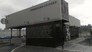 IMAG5284 Shipping Container Starbucks 27 May 2013