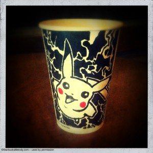 5-24-2013 151 Joel Hall Starbucks cups