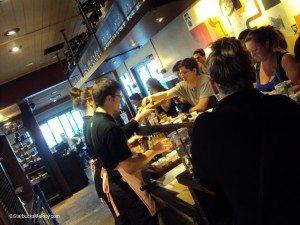 DSC07113 Olive Way Coffee Tasting - Good turnout!