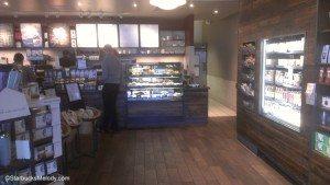 IMAG5673 Fountain Valley Clover Starbucks facing pastry case 24June2013