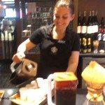 IMAG5947 Jess coffee seminar East Olive Way Starbucks 1 July 2013