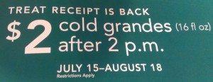 IMAG6052 Treat receipt returns 15 July 2013