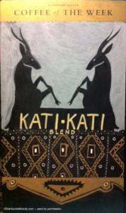 Rotterdam Kati Kati sign