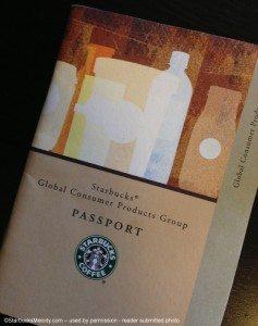 photo 2 CPG passport - Starbucks