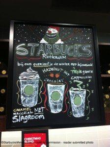 photo-53 Rotterdam Starbucks chalkboard
