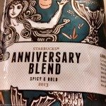 2013-08-13 - Close up Starbucks Anniversary Blend 2013 - photo from am