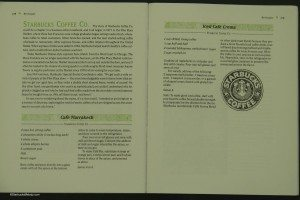 Capture_00522 Starbucks Coffee Company story - 1992 Cookbook