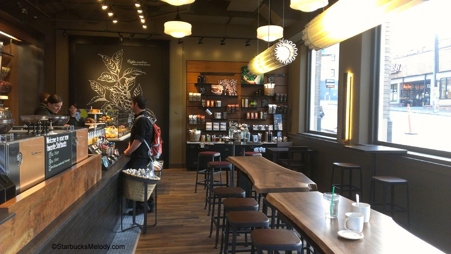 Grand Opening A New Clover Starbucks At Pike And Broadway
