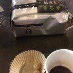 IMAG6683 Kau coffee bag - coffee seminar 18Aug2013 - 7th and Pike
